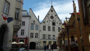 Tallinn, Innenstadt