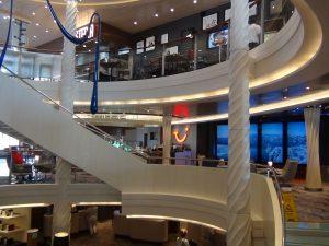 Atrium (Deck 3-5)